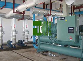 沙坪坝贝蒙小区地下室泵房噪声治理