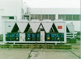 重庆长安福特焊装车间生产线噪音治理
